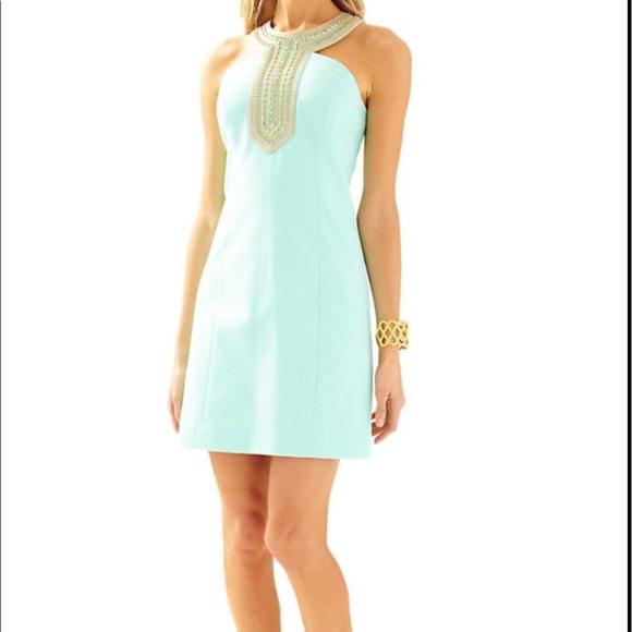 Lilly Pulitzer Dresses & Skirts - Lilly Pulitzer Adeline Shift Dress Sz. 6
